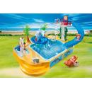Playmobil 5433 - Kempingové koupaliště s fontánou 2