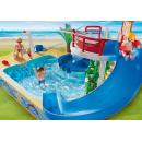 Playmobil 5433 - Kempingové koupaliště s fontánou 3