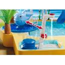 Playmobil 5433 - Kempingové koupaliště s fontánou 4