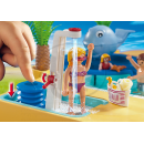 Playmobil 5433 - Kempingové koupaliště s fontánou 5