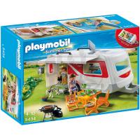 Playmobil 5434 - Rodinný karavan