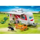Playmobil 5434 - Rodinný karavan 2