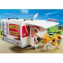 Playmobil 5434 - Rodinný karavan 3