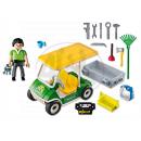 Playmobil 5437 - Auto zaměstnance kempu 4