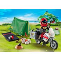 Playmobil 5438 - Motorkář v kempu 2