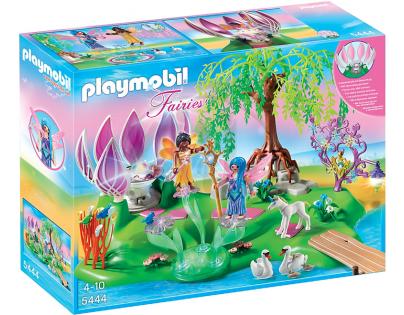 Playmobil 5444 Kouzelný ostrov a fontána s drahokamy