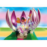 Playmobil 5444 Kouzelný ostrov a fontána s drahokamy 3