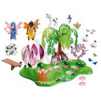 Playmobil 5444 Kouzelný ostrov a fontána s drahokamy 5