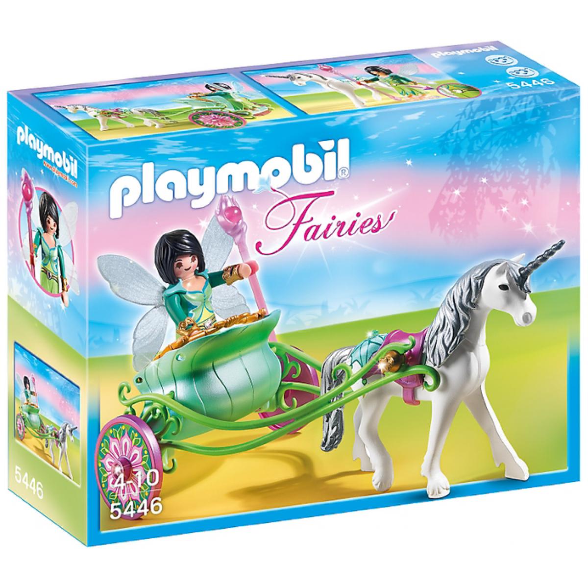 Playmobil 5446 - Jednorožec a Motýlková víla