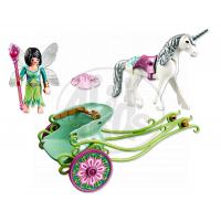 Playmobil 5446 - Jednorožec a Motýlková víla 5