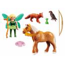Playmobil 5448 Lesní víla Diana na koni 3