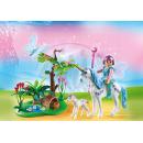 Playmobil 5450 - Víla Aquarella na louce Jednorožce 2