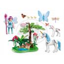 Playmobil 5450 - Víla Aquarella na louce Jednorožce 3