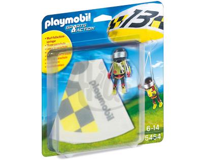 Playmobil 5454 - Parašutista Greg