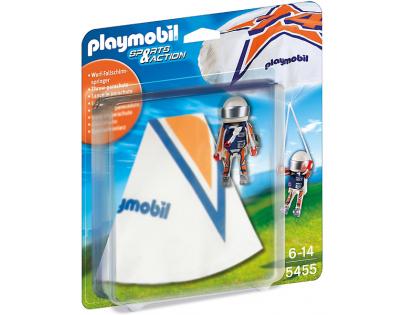 Playmobil 5455 - Parašutista Rick