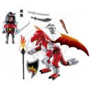 Playmobil 5463 Ohnivý drak s válečníkem 3