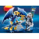 Playmobil 5464 Ledový drak s válečníkem 2