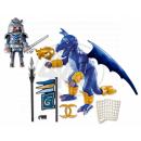 Playmobil 5464 Ledový drak s válečníkem 3