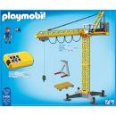 Playmobil 5466 Velký jeřáb na IR ovládání 2