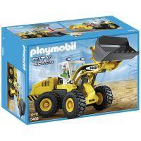 Playmobil 5469 - Velký čelní nakladač