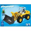 Playmobil 5469 Velký čelní nakladač 2