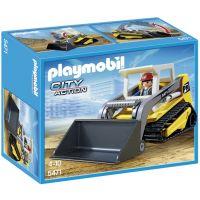 Playmobil Pásový buldozer