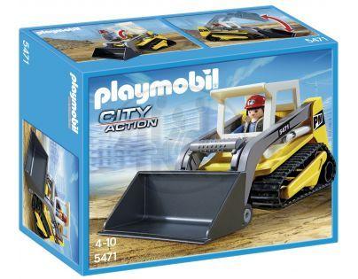 Playmobil 5471 - Pásový buldozer
