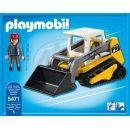 Playmobil 5471 - Pásový buldozer 2
