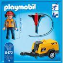 Playmobil 5472 - Dělník se sbíječkou 2