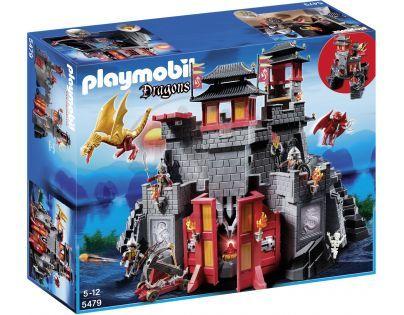 Playmobil 5479 - Velký asijský hrad