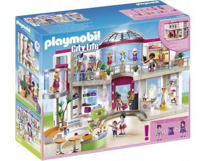 Playmobil 5485 Velké nákupní centrum - Poškozený obal