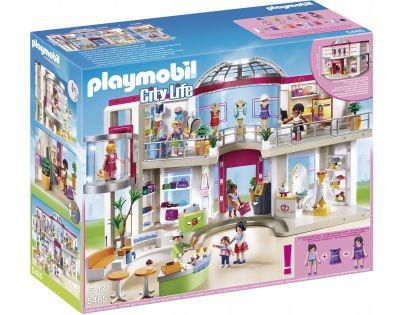 Playmobil 5485 - Velké nákupní centrum