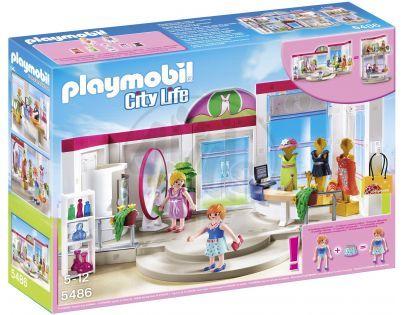 Playmobil 5486 - Módní butik