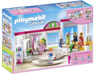 Playmobil 5486 Módní butik