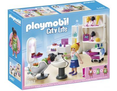 Playmobil 5487 - Salón krásy