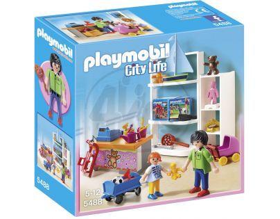 Playmobil 5488 - Hračkářství