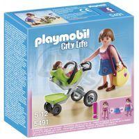 Playmobil 5491 - Maminka na nákupu
