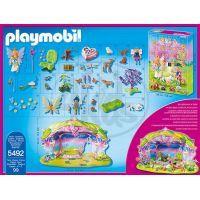 Playmobil 5492 Adventní kalendář Země Jednorožce - Poškozený obal 3