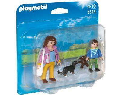 Playmobil 5513 Maminka a prvňáček