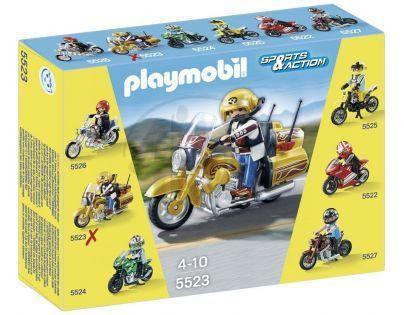 Playmobil 5523 Silniční motorka