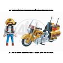 Playmobil 5523 Silniční motorka 2