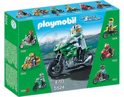 Playmobil 5524 Sport Bike