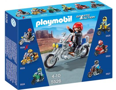 Playmobil 5526 Chopper