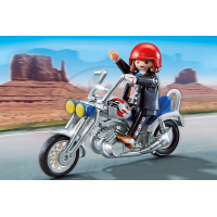 Playmobil 5526 Chopper 3