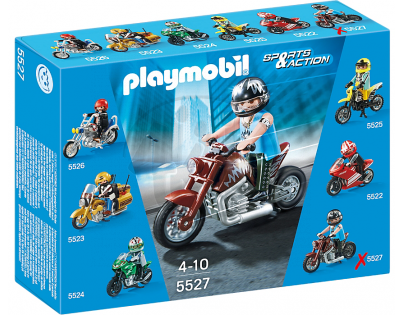 Playmobil 5527 Custom Bike