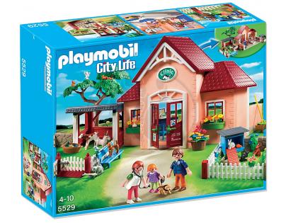 Playmobil 5529 Veterinární klinika