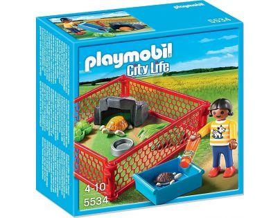 Playmobil 5534 Výběh pro želvy