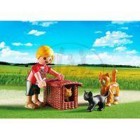 Playmobil 5535 Kočičí rodinka 2