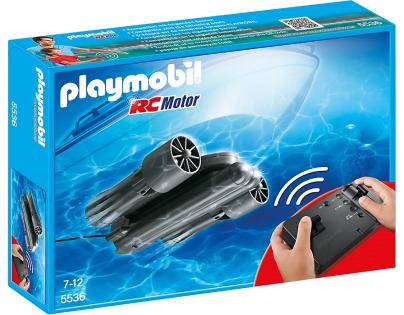 Playmobil 5536 RC podvodní motor