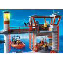 Playmobil 5539 Základna záchranářů 4
